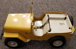 Jeep Willys - ITES - Rok 1983